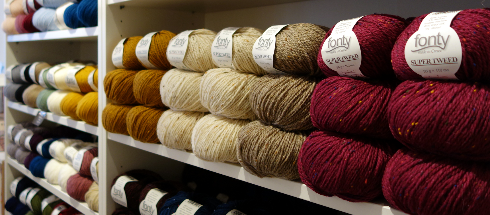 fonty laines mercerie tricot