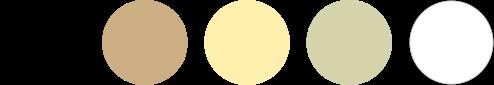 couleurs palette wardrobe architect neutres