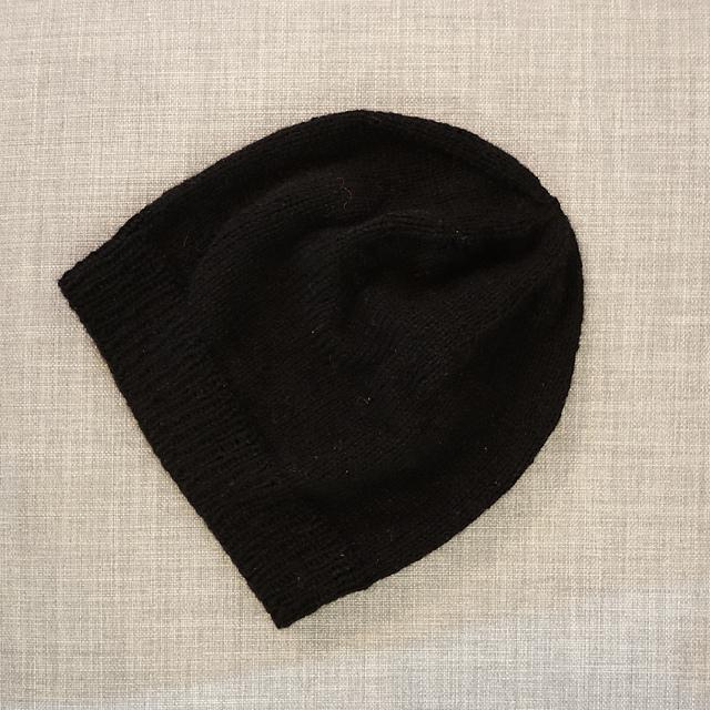 Patron gratuit  le bonnet pour adulte \u2013 Le Fil Café