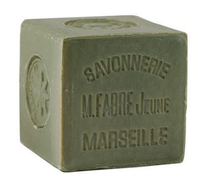 savon marseille vert huile olive